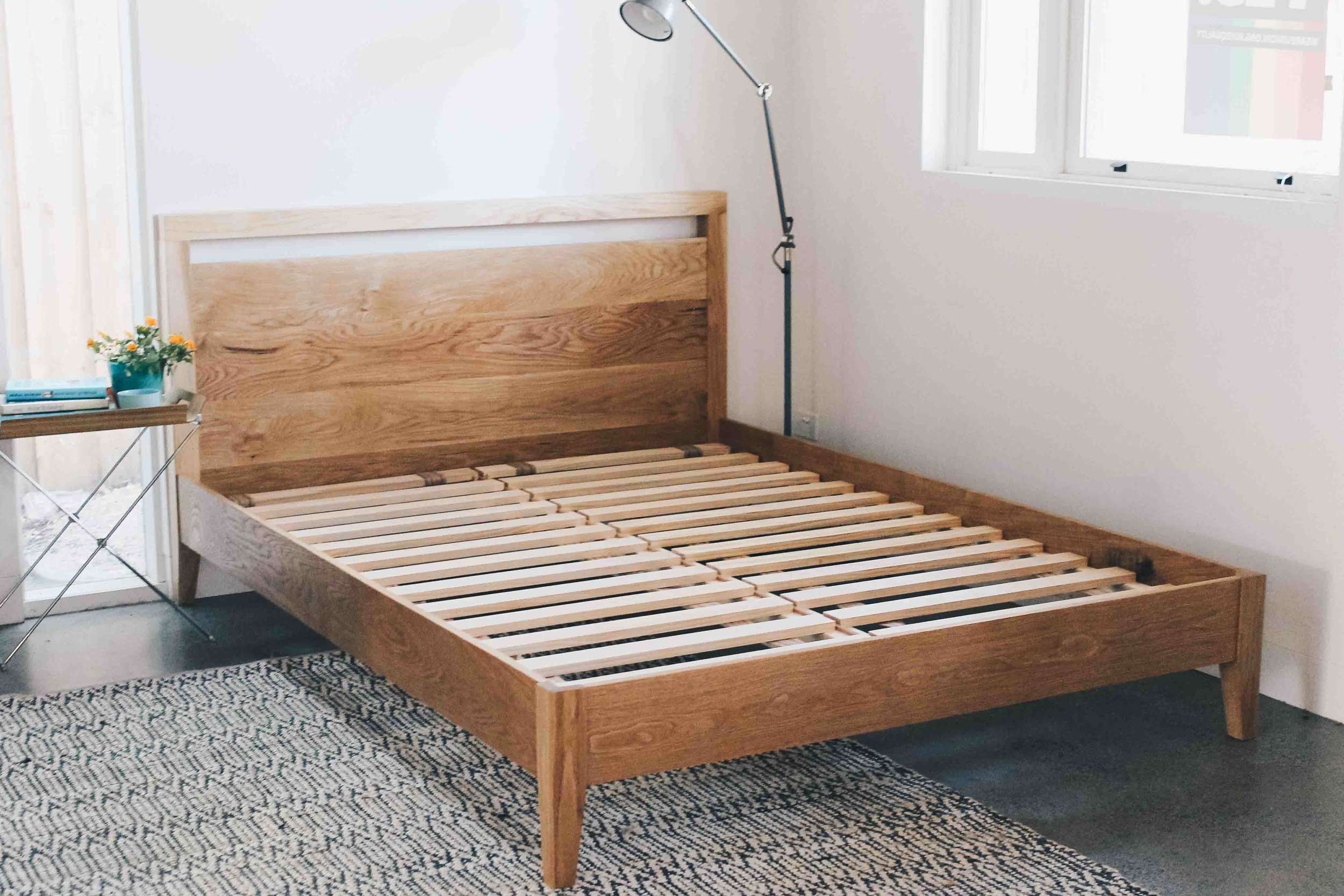 american oak timber handmade scandi bed by al and imo melbourne surf coast_-10.jpg