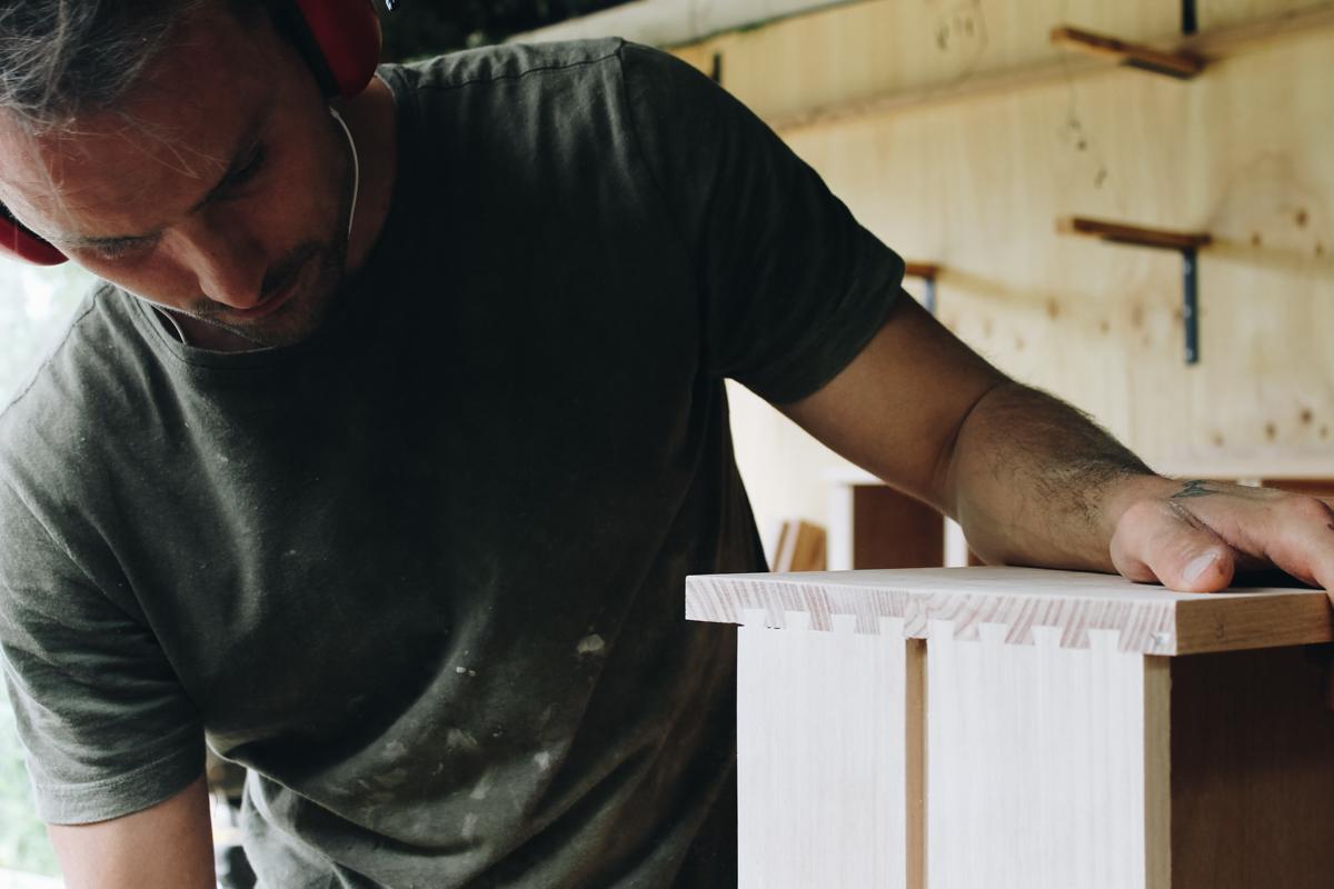 Al and Imo custom timber messmate tallboy surf coast victoria-5.jpg