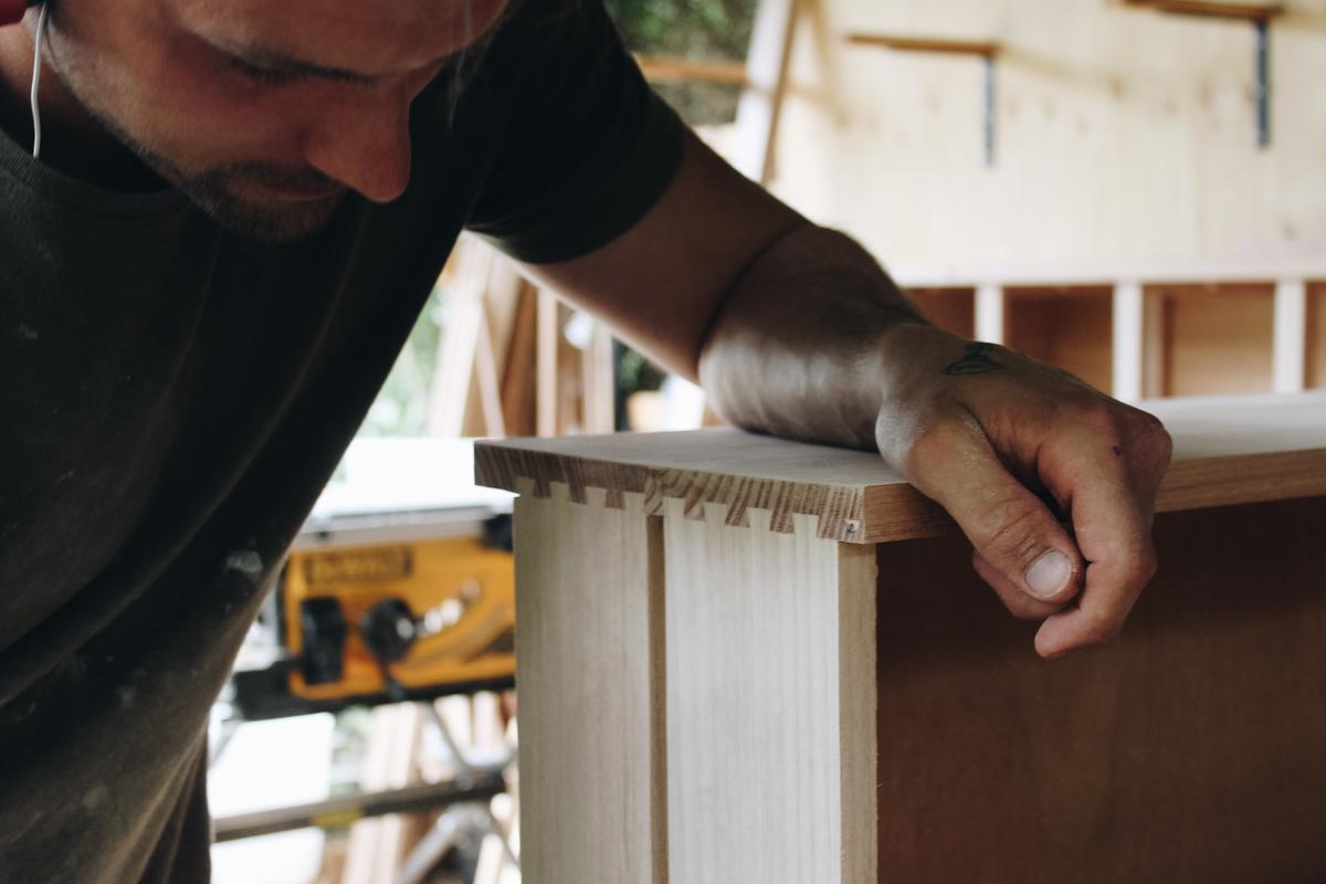 Al and Imo custom timber messmate tallboy surf coast victoria-4.jpg