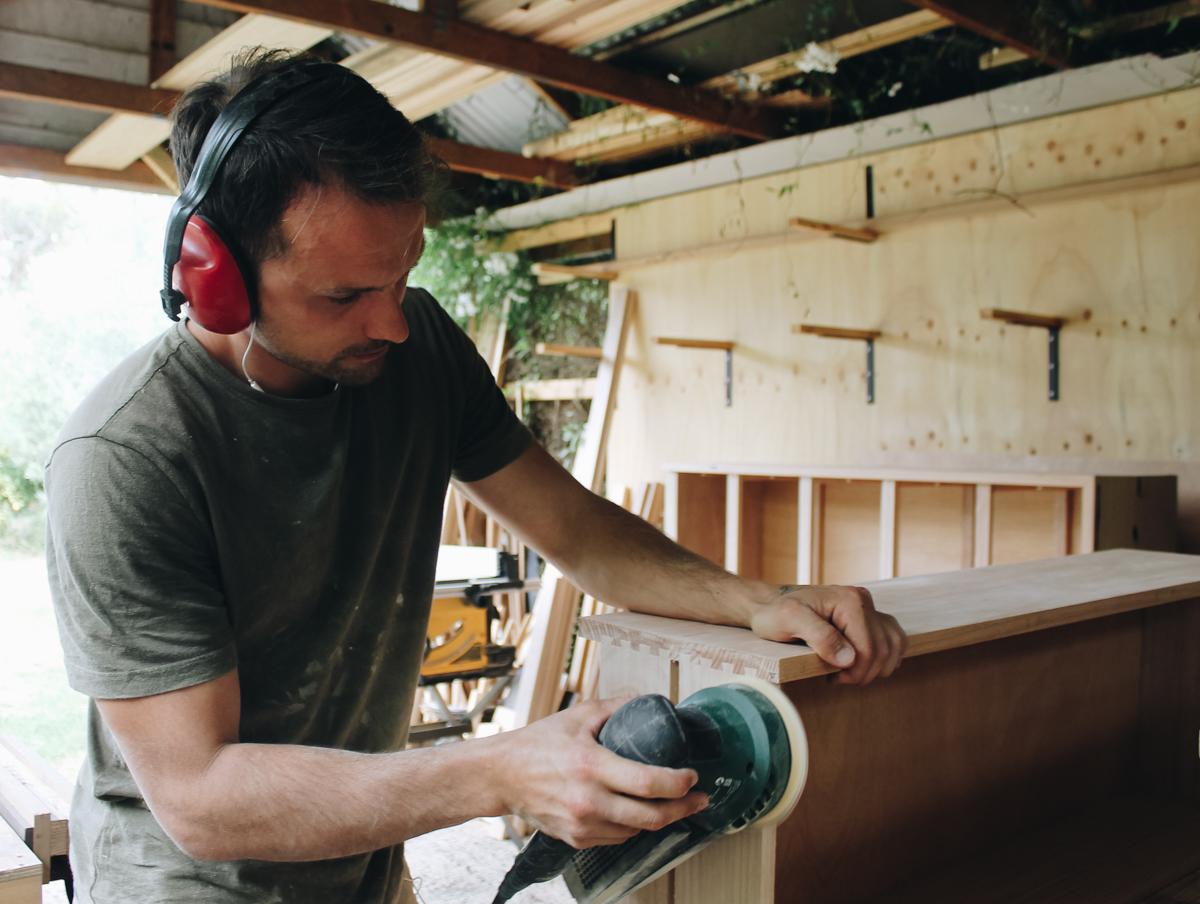 Al and Imo custom timber messmate tallboy surf coast victoria-3.jpg