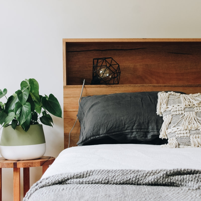al and imo handmade timber platform bed frame with bookshelf bed head (16 of 25).jpg