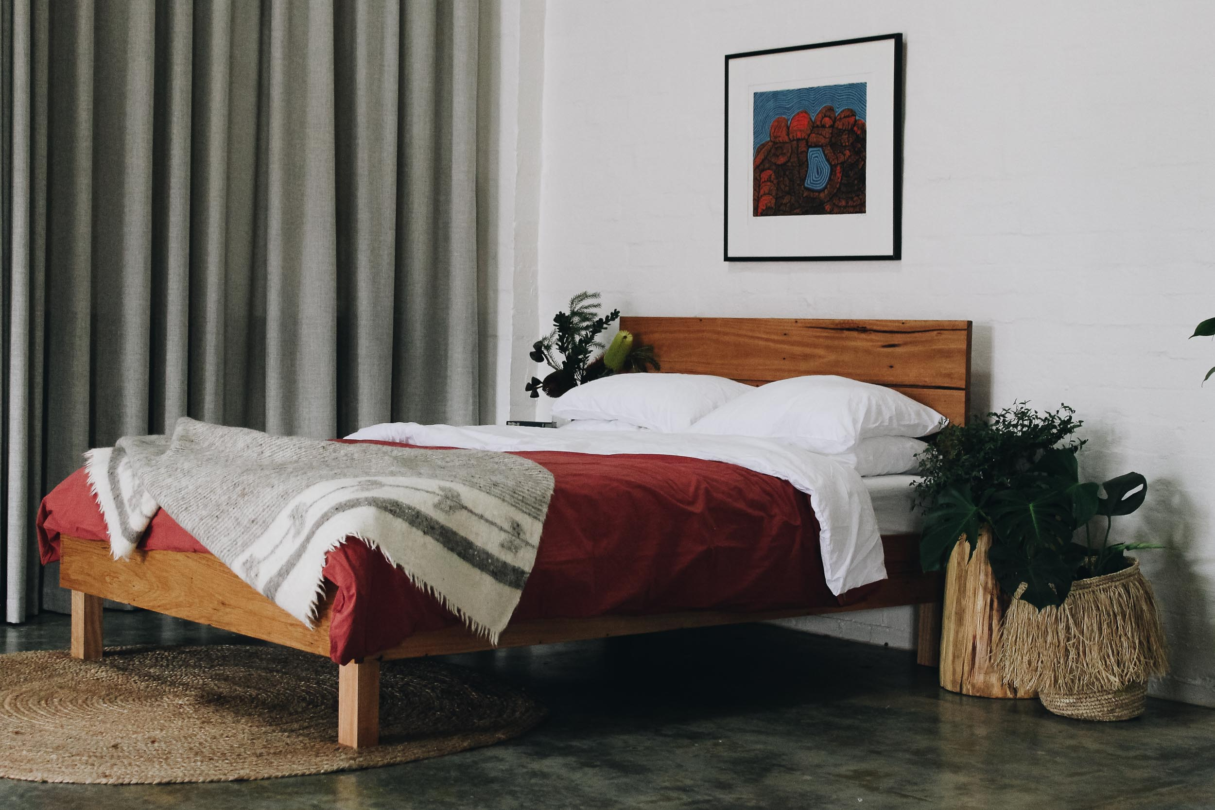 Al and Imo Handmade - Feature Headboard Square Bed - Surf Coast - Melbourne - Australia-17.jpg