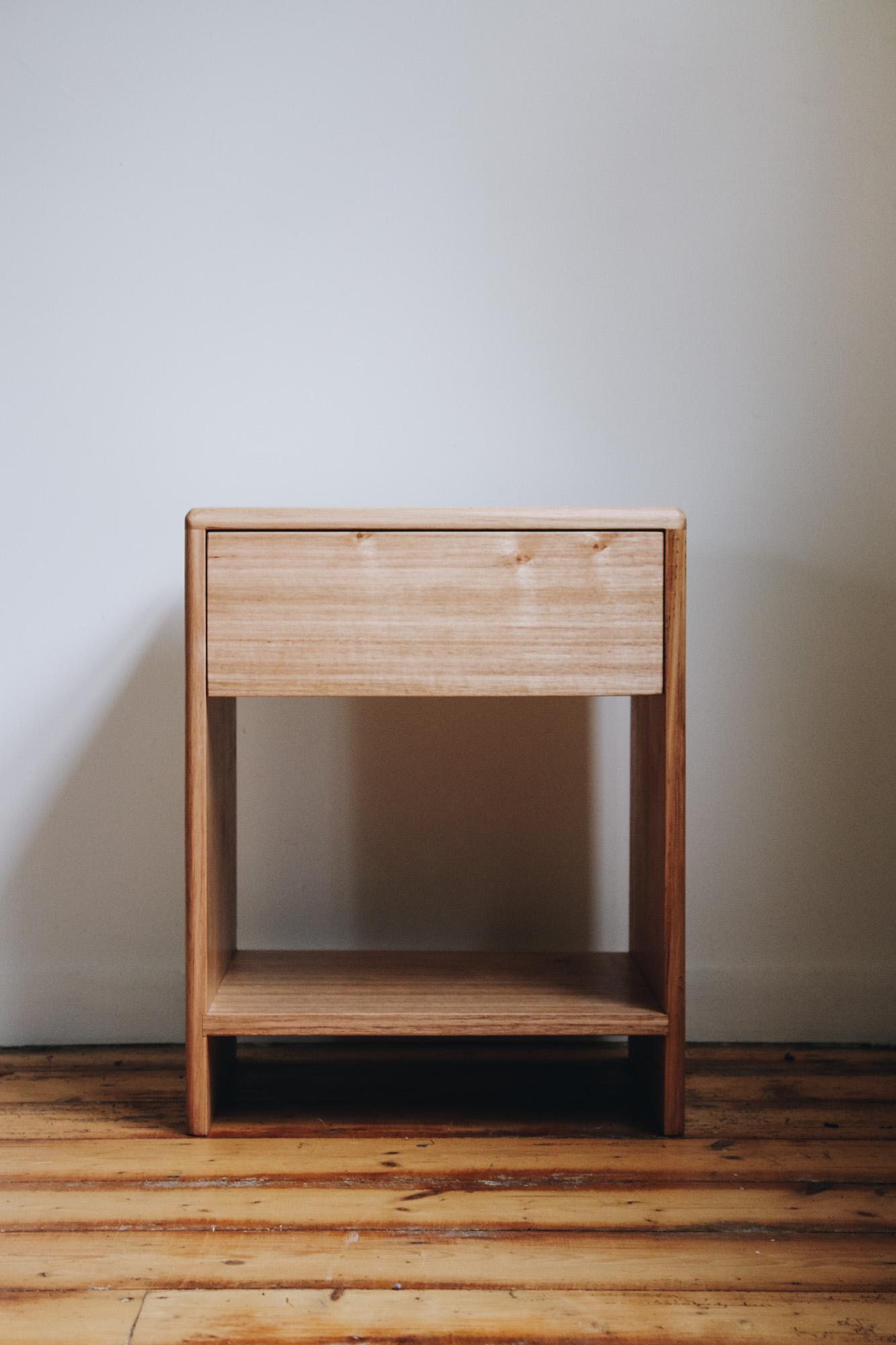 Al and Imo Handmade - Low Bedside Tables - Custom minimalst timber side drawer - Melbourne - Surf Coast - Australia-7.jpg