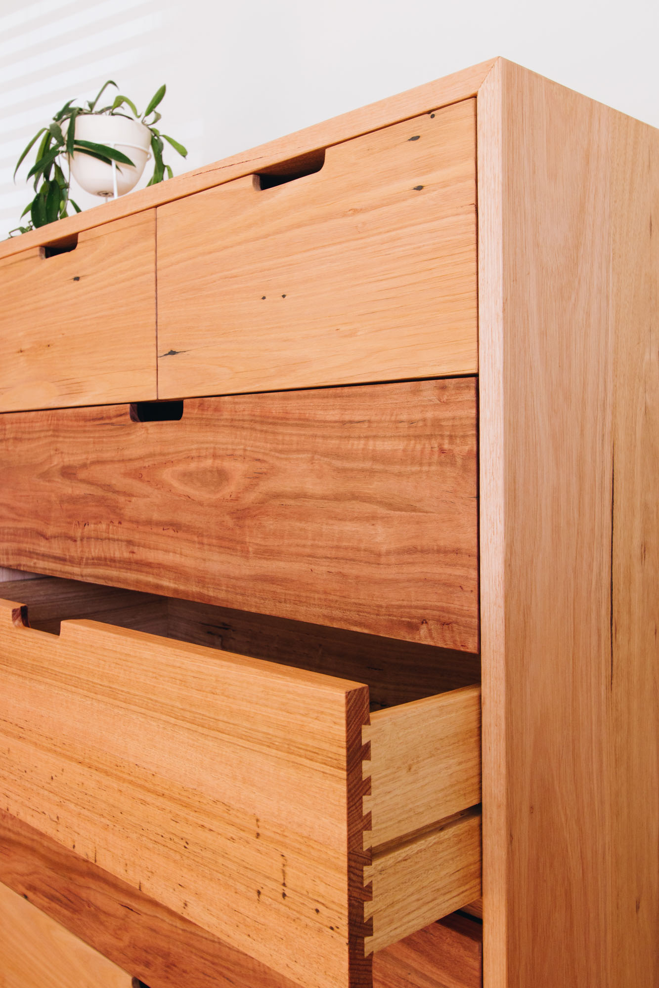 Al and Imo Handmade - Recycled Timber Tallboy - Melbourne - Australia-3.jpg