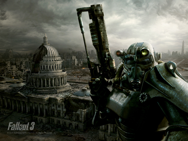 Time to fire up Fallout 3 again for the most anticipated DLC for the game yet, Broken Steel, which drops tomorrow.