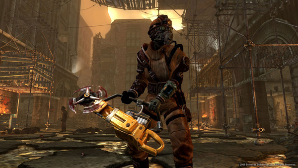 """The Auto Axe: A favorite of the post-apocalyptic Tim """"The Toolman"""" Taylor"""