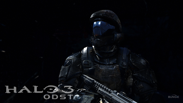 Halo 3: ODST has taken its hold on the Silicon Sasquatch staff.