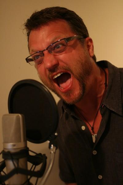Steve Blum, the non-exploding man