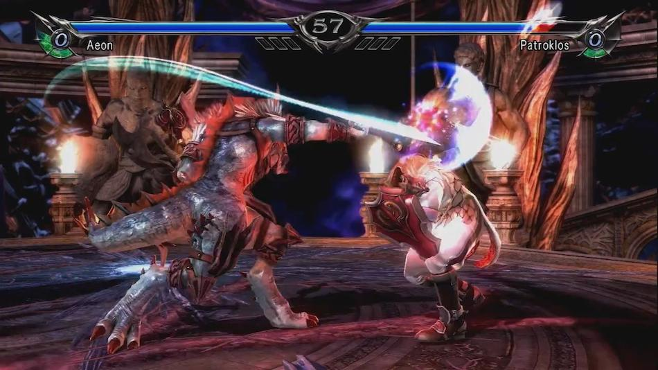Soul Calibur V compared with the older titles isn't quite as bad as New Coke compared with its predecessor, but it's in the same general area