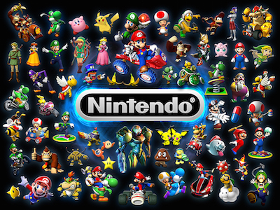 The cast of characters has grown and shifted, but remains the core of Nintendo's titles.