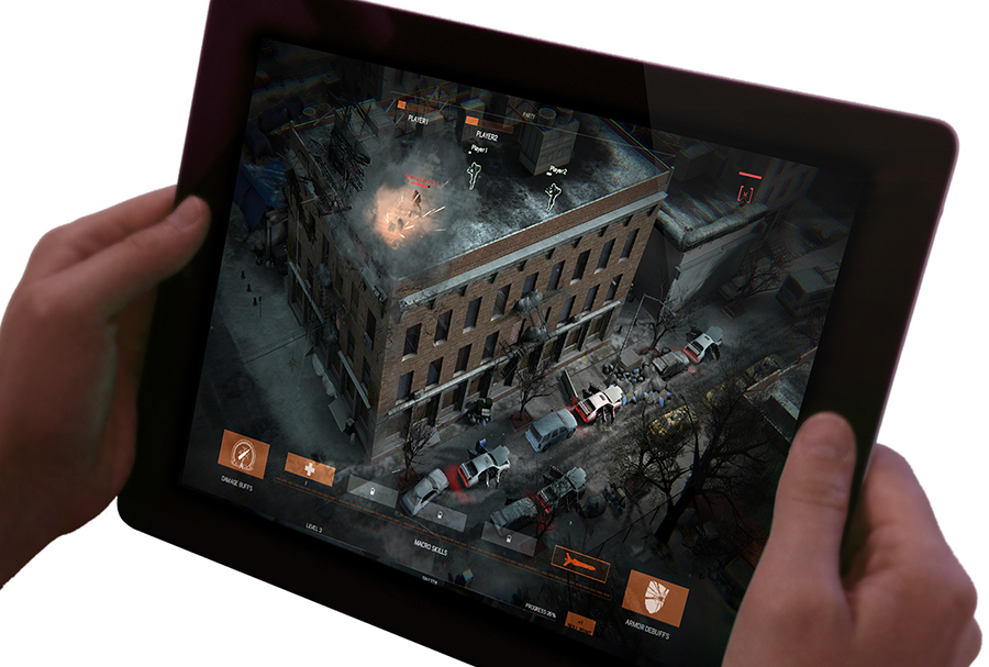 Ubisoft's next take on tablet cross-play: The Division