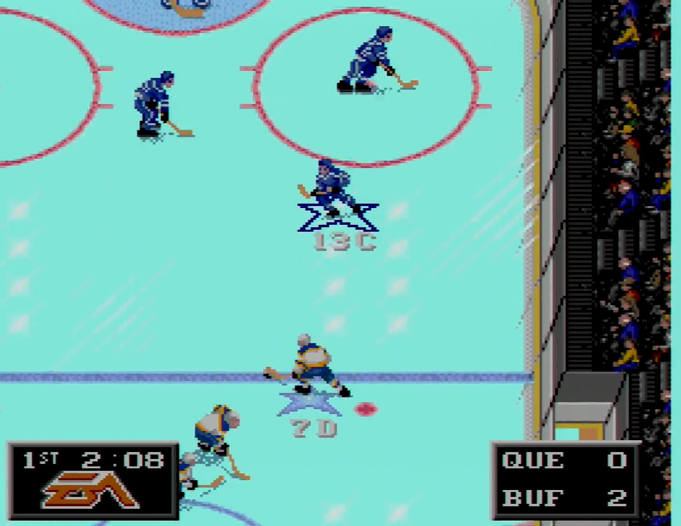 Will fondly remembered sports games like NHL '94 fade into obscurity if they can't be re-released?
