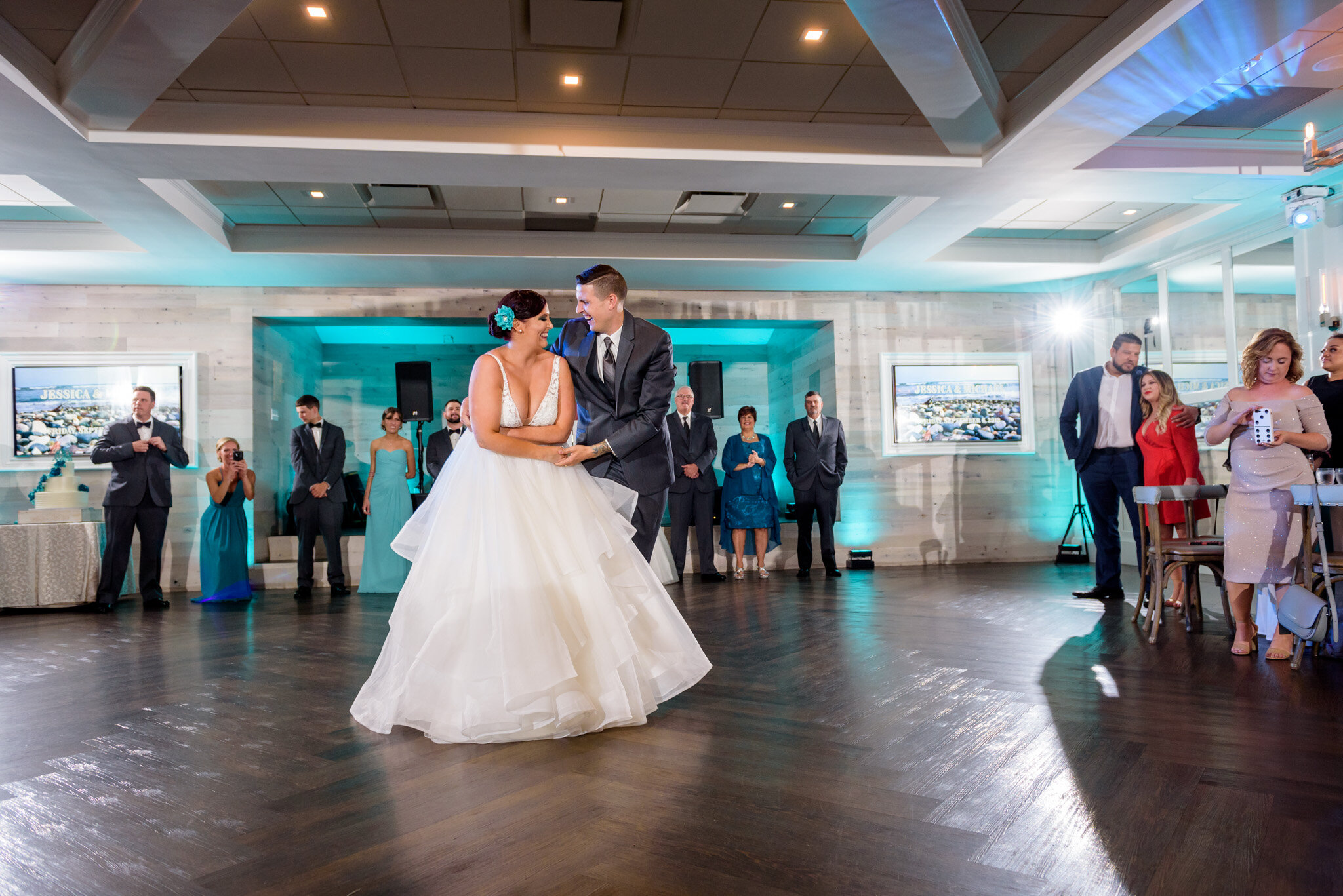 Jessica and Michael - OceanView of Nahantnahant, ma