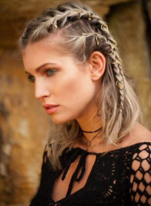 We could say that braids are back - but the truth is- they never really left.