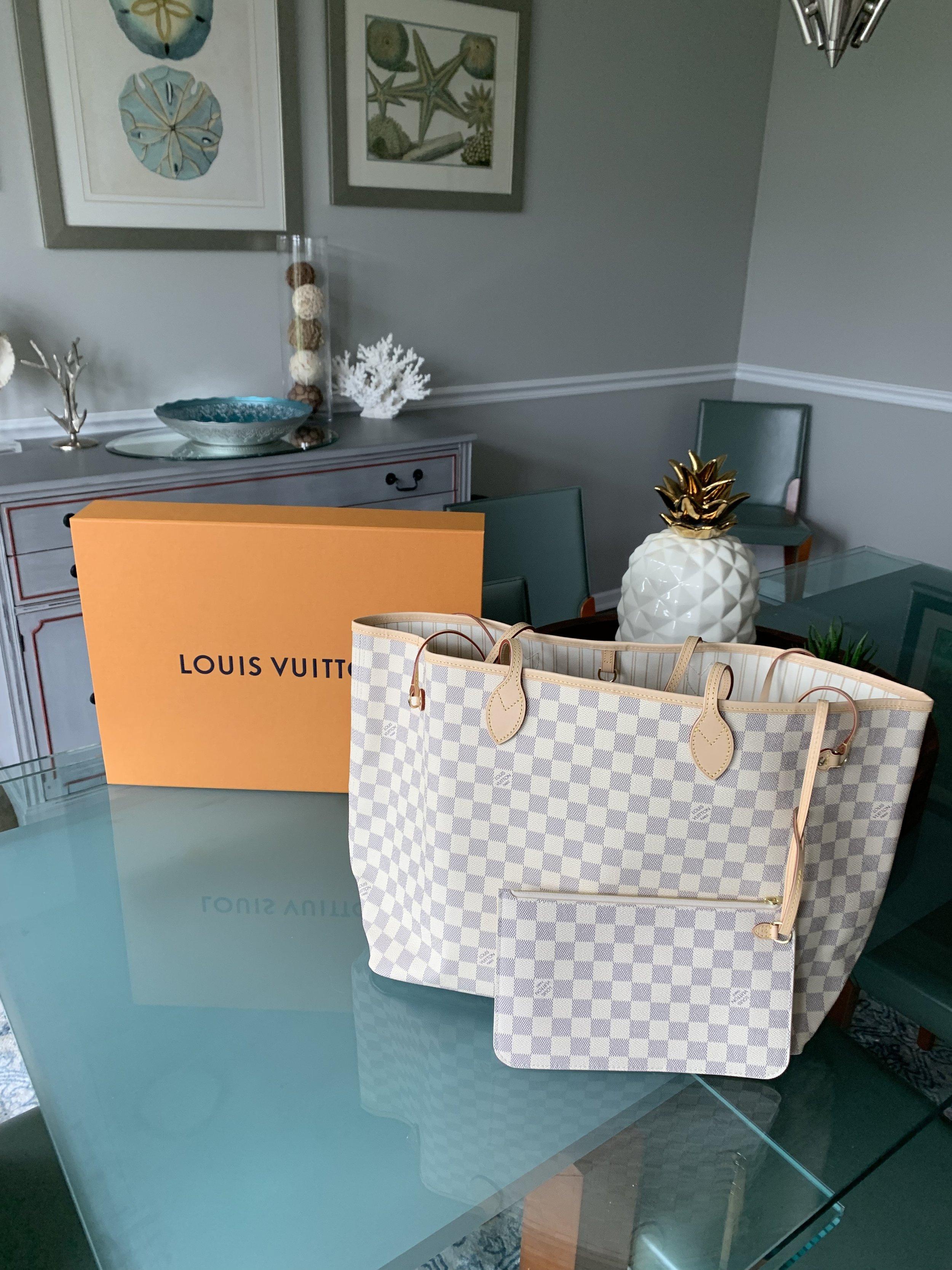 Win me! - Louis Vuitton Never Full Handbag, $1500 value