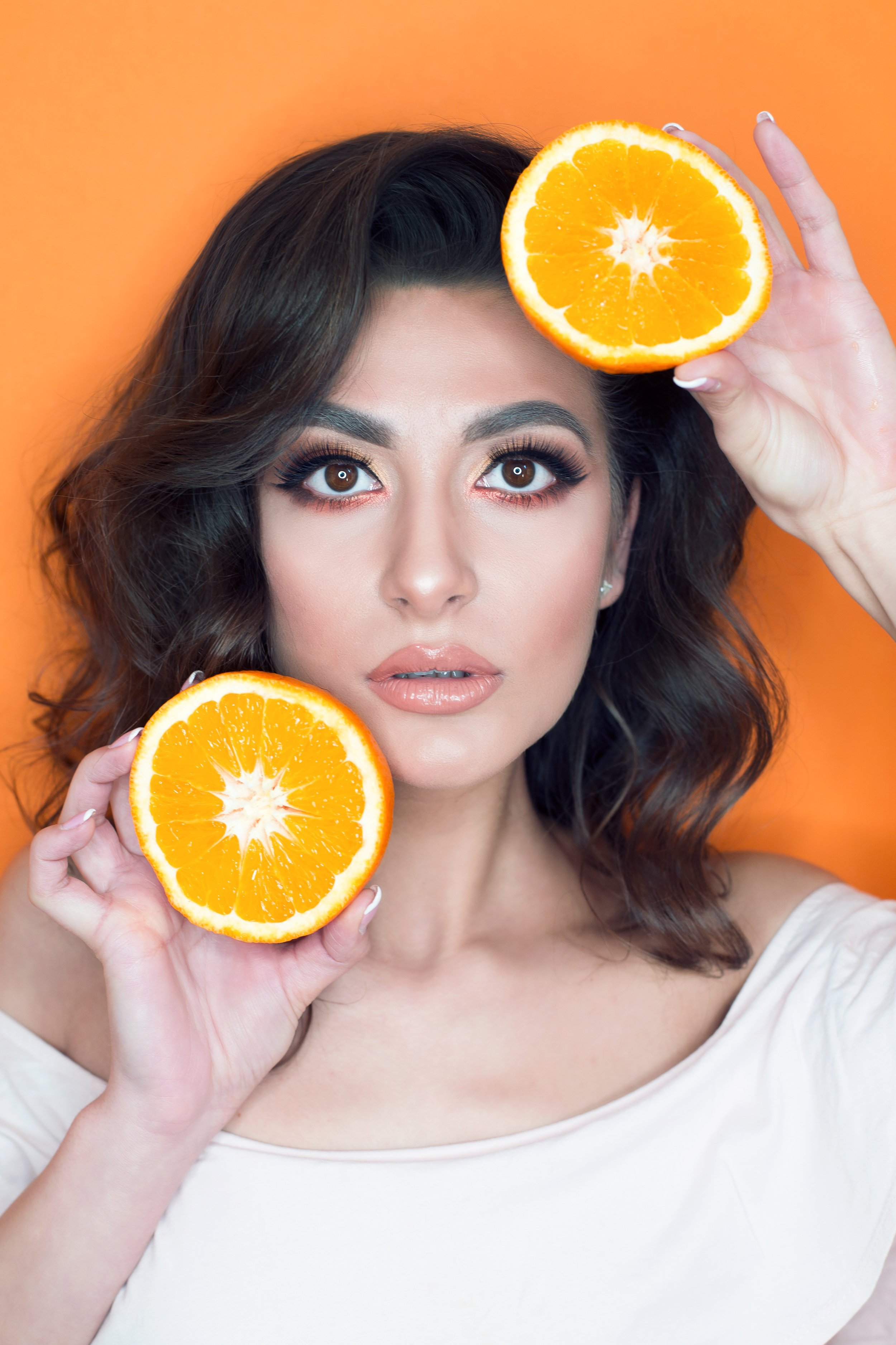 vitamin c as a skin care product helps with collagen production