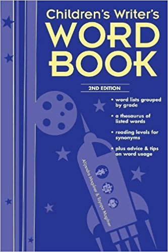 Children's Writers Word Book - excellent picture book resource