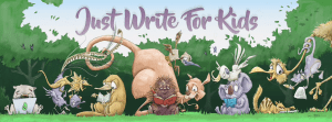 Just Write For Kids - current news and interviews with children's authors and illustrators