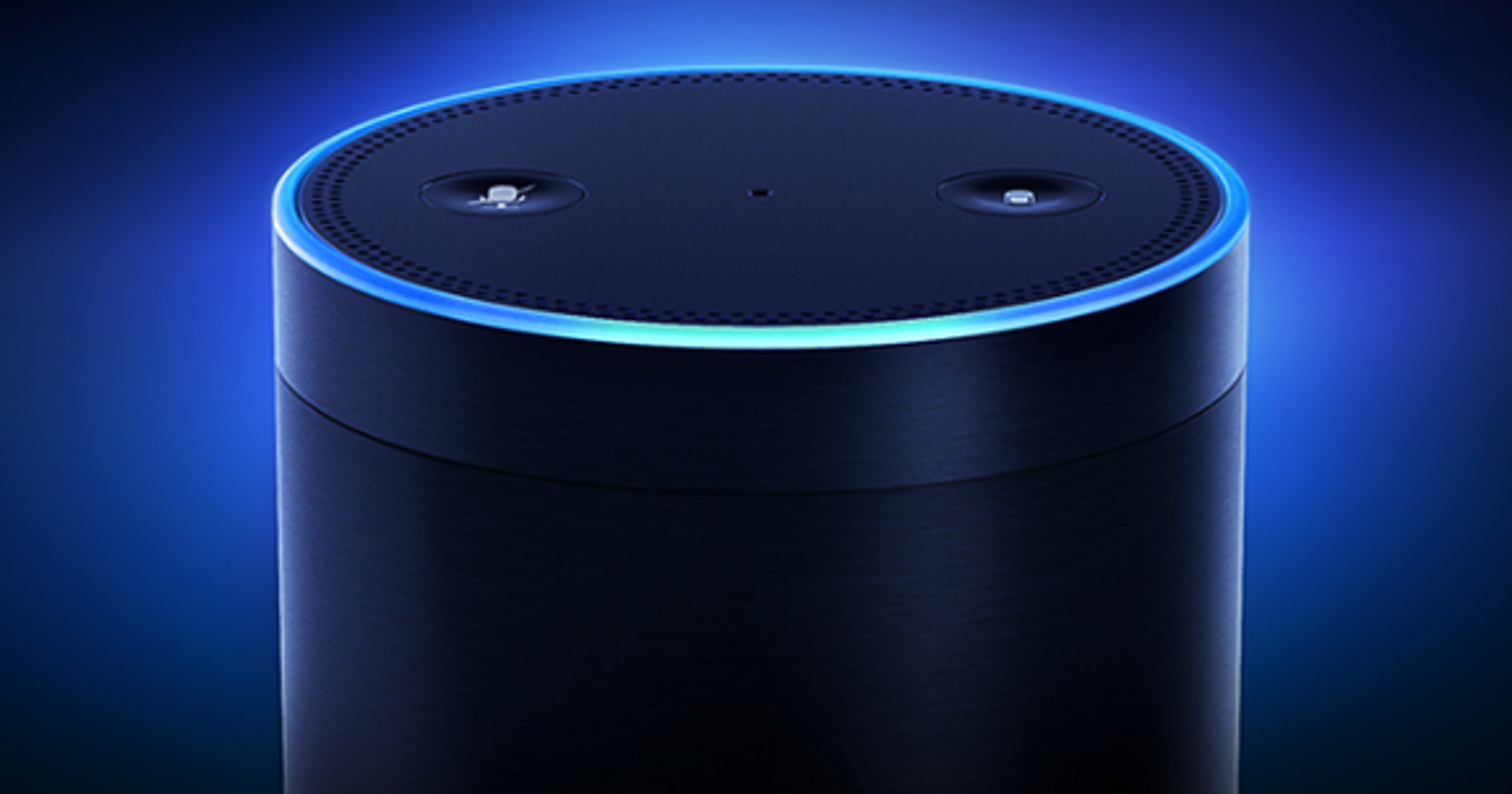 Amazon Alexa leads the pack. -