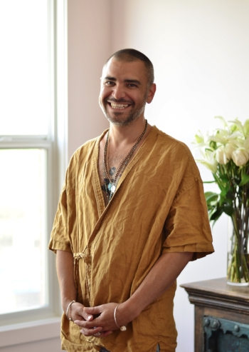 Rameen is a senior meditation teacher and has been teaching yoga and meditation for 20 years. He has a holistic approach to teaching that is dedicated to healing body and mind through the process of self-inquiry and the ancient techniques of the yogic arts.