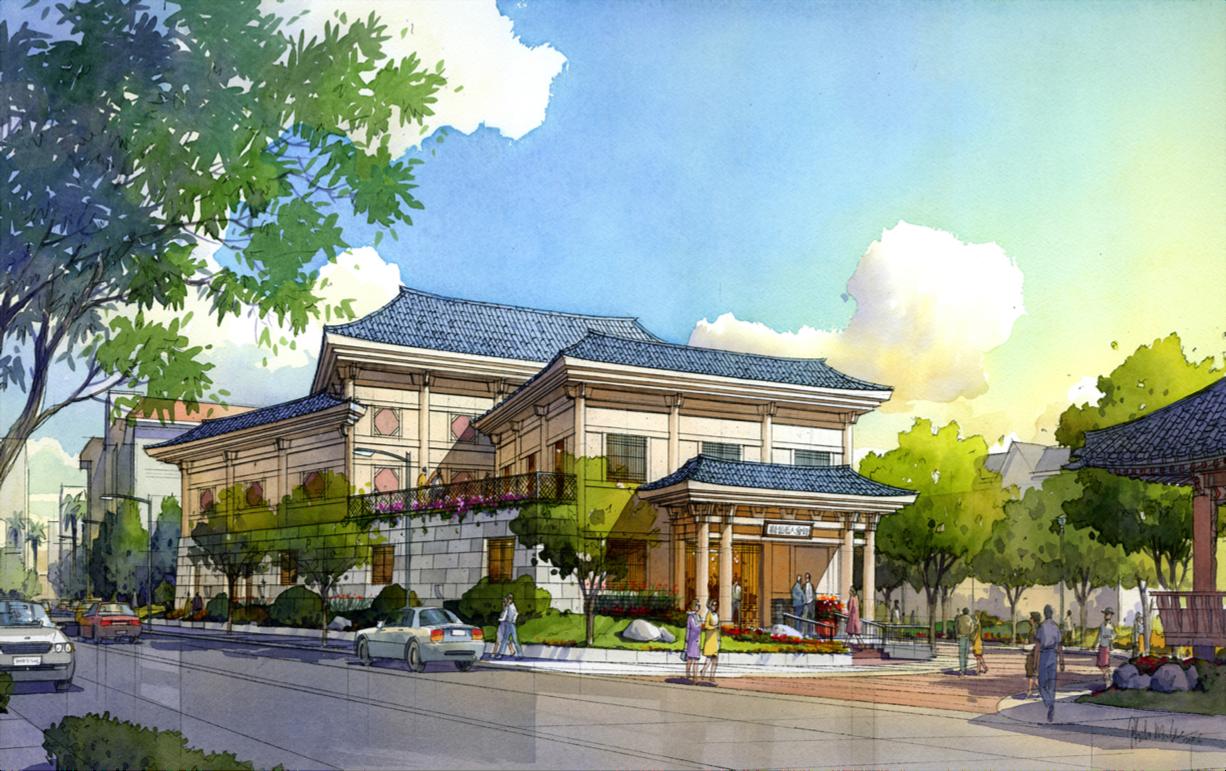 Koreantown Senior & Community Center