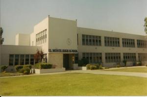 El Monte High School: Modernization Increment