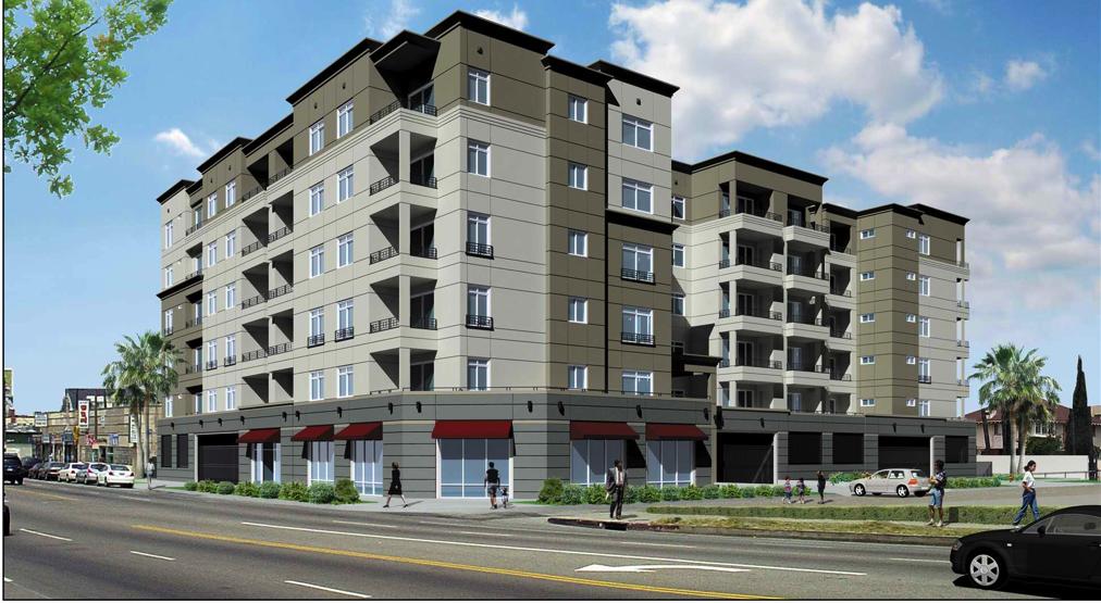 Arapahoe Plaza: Office/Retail Shops & 45-Unit Condo