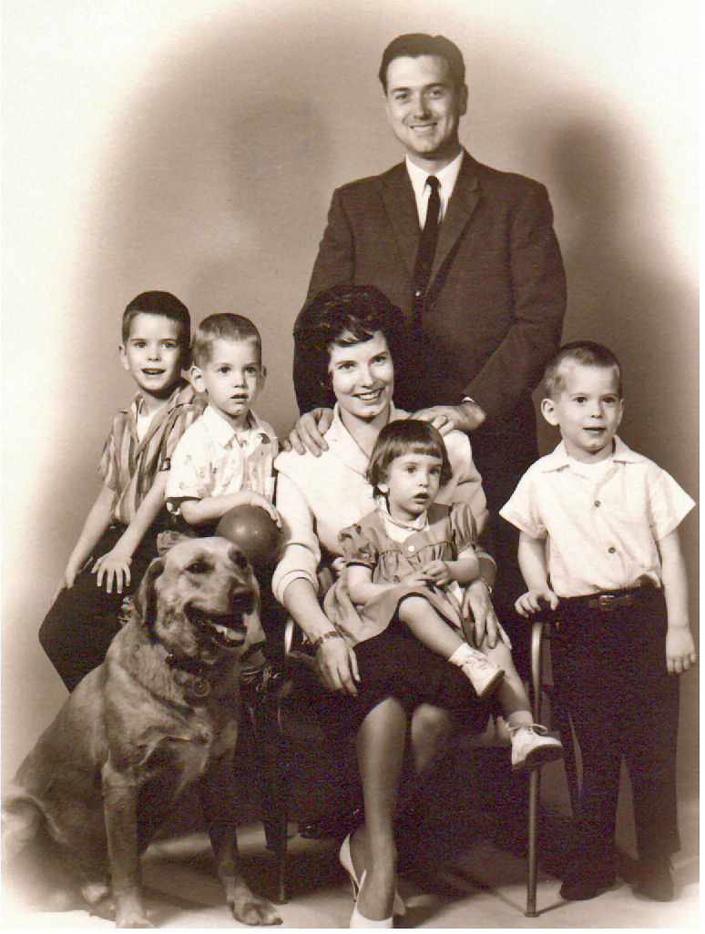 Ruff Family with Old Yeller.jpg