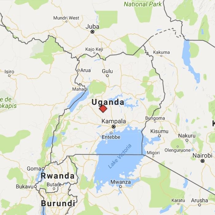 Nakaseke, Uganda