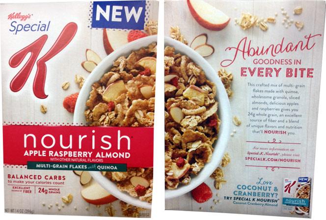 Because... quinoa.