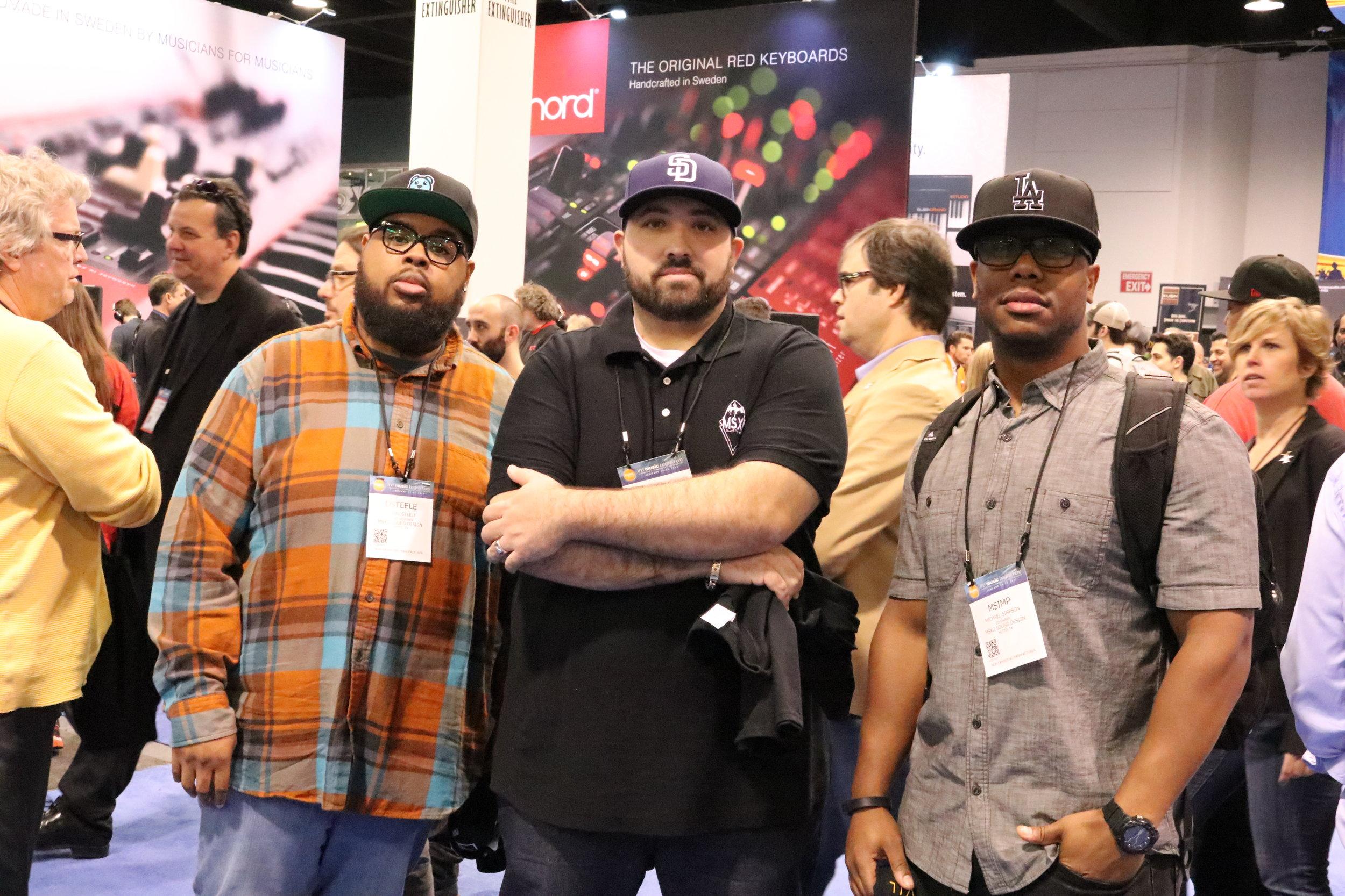 The MSXII Crew