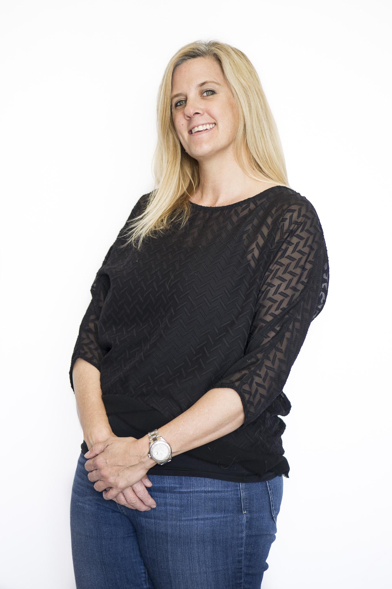 Christina Baker    Director of Floral Services