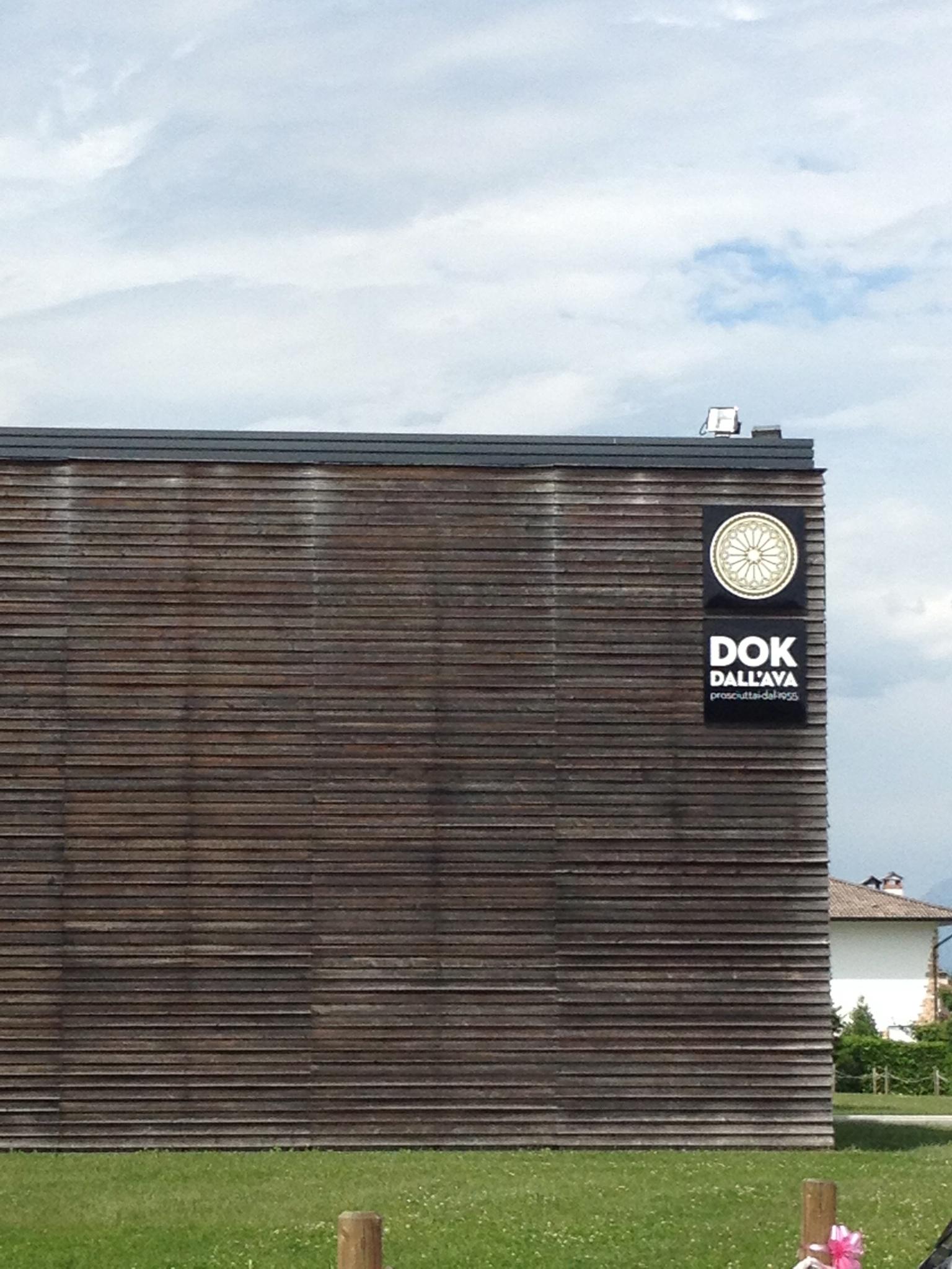 Dok Ham Factory, Prosciutteria Dok Dall'Ava