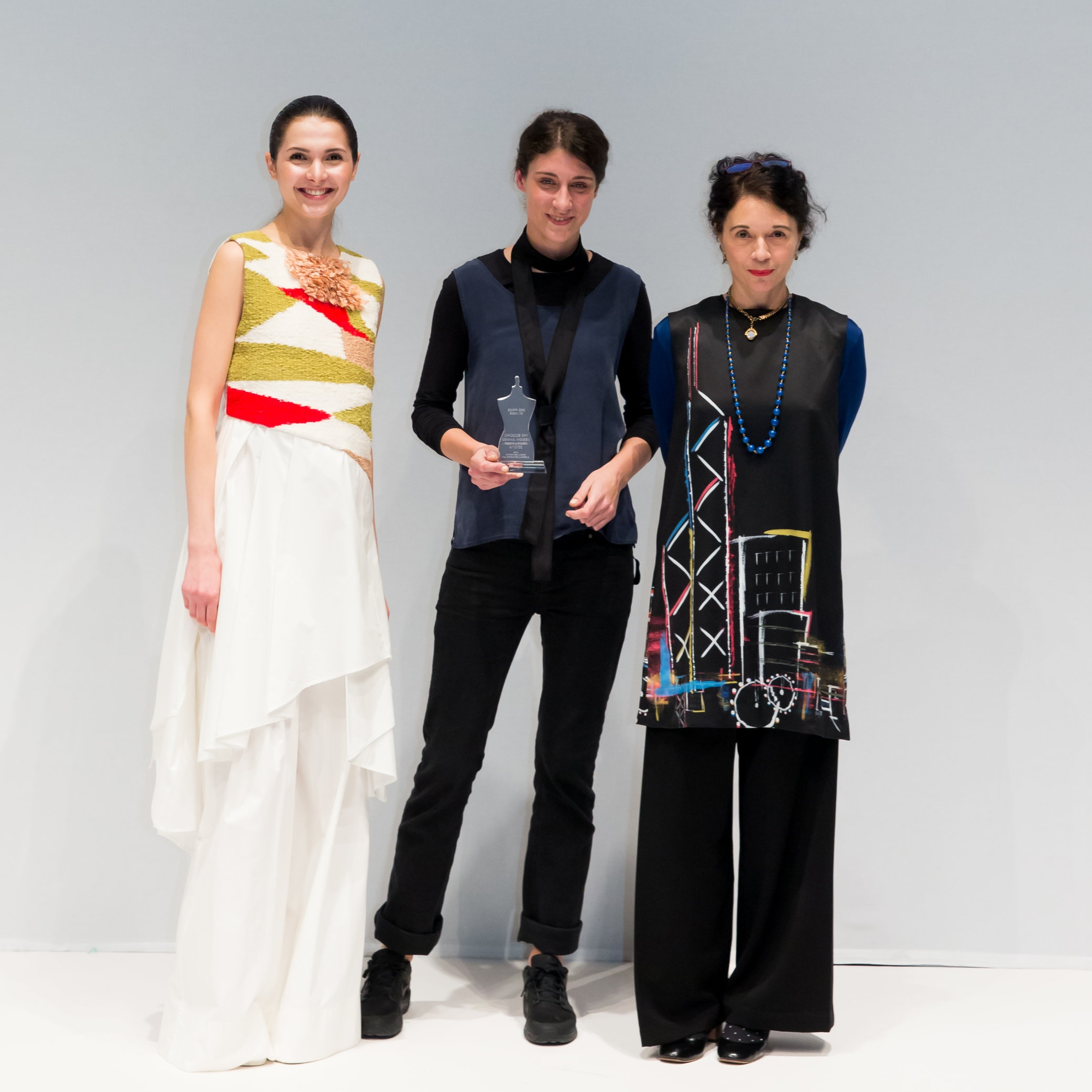 Second prize: The EcoChic Design Award 2015/16 Mentorship with Orsola De Castro   Cora Maria Bellotto, Spain