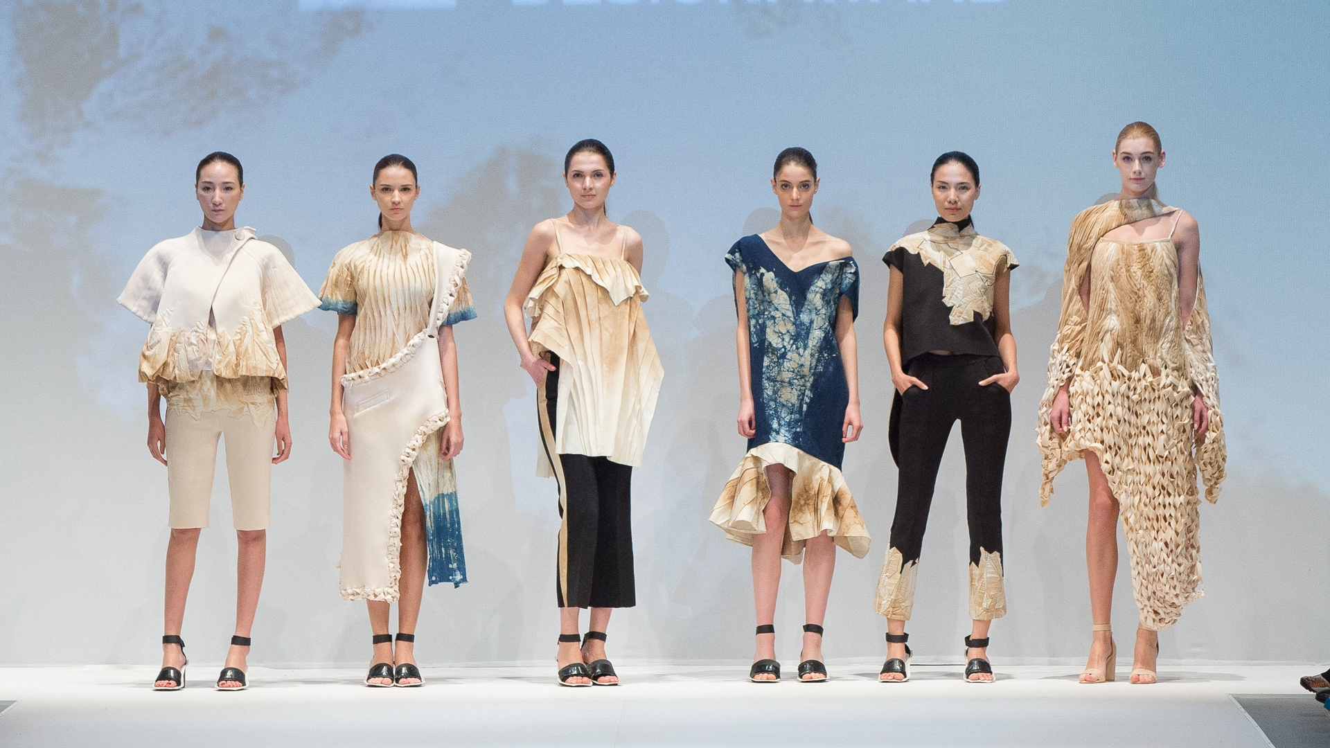 The EcoChic Design Award 2015-16 Finalist Collection_Designed by WANG Di_FullCollection.jpg