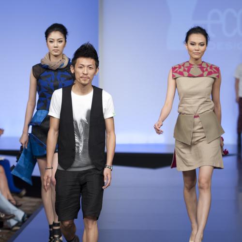The EcoChic Design Award 2012 Hong Kong Most Promising Student Award   Kelvin Wan, Hong Kong