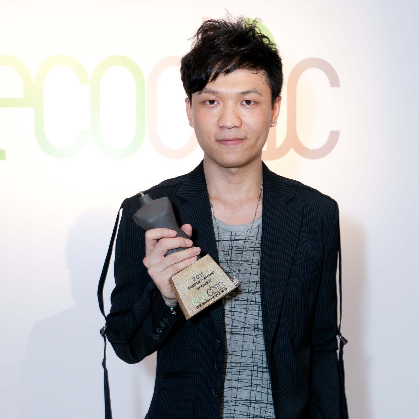 The EcoChic People's Award 2011 Winner   Ferrando Chan