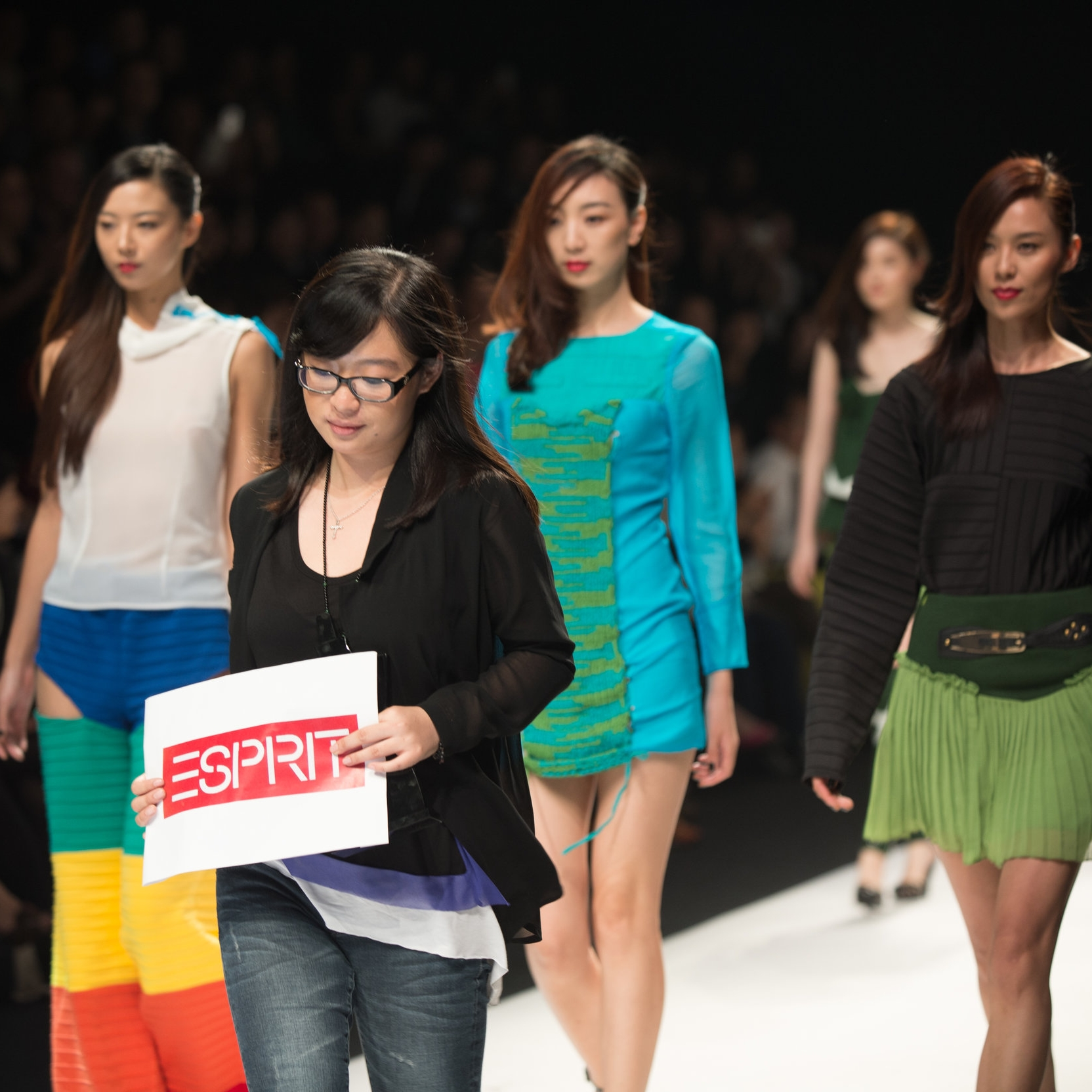 The EcoChic Design Award China 2012 in partnership with Esprit Winner   Gong Jia Qi
