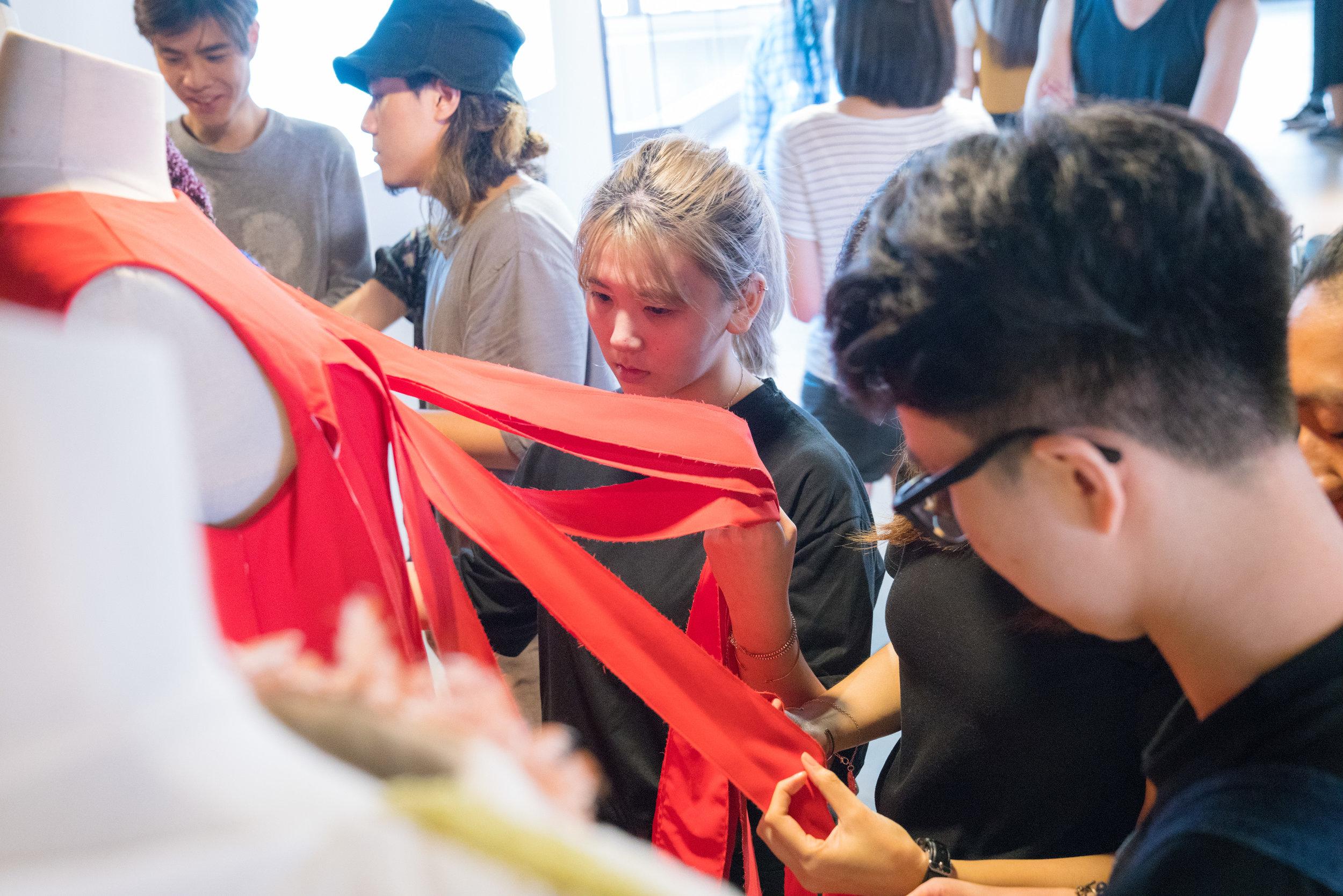 EcoChic Design Award Fashion Academy in Hong Kong