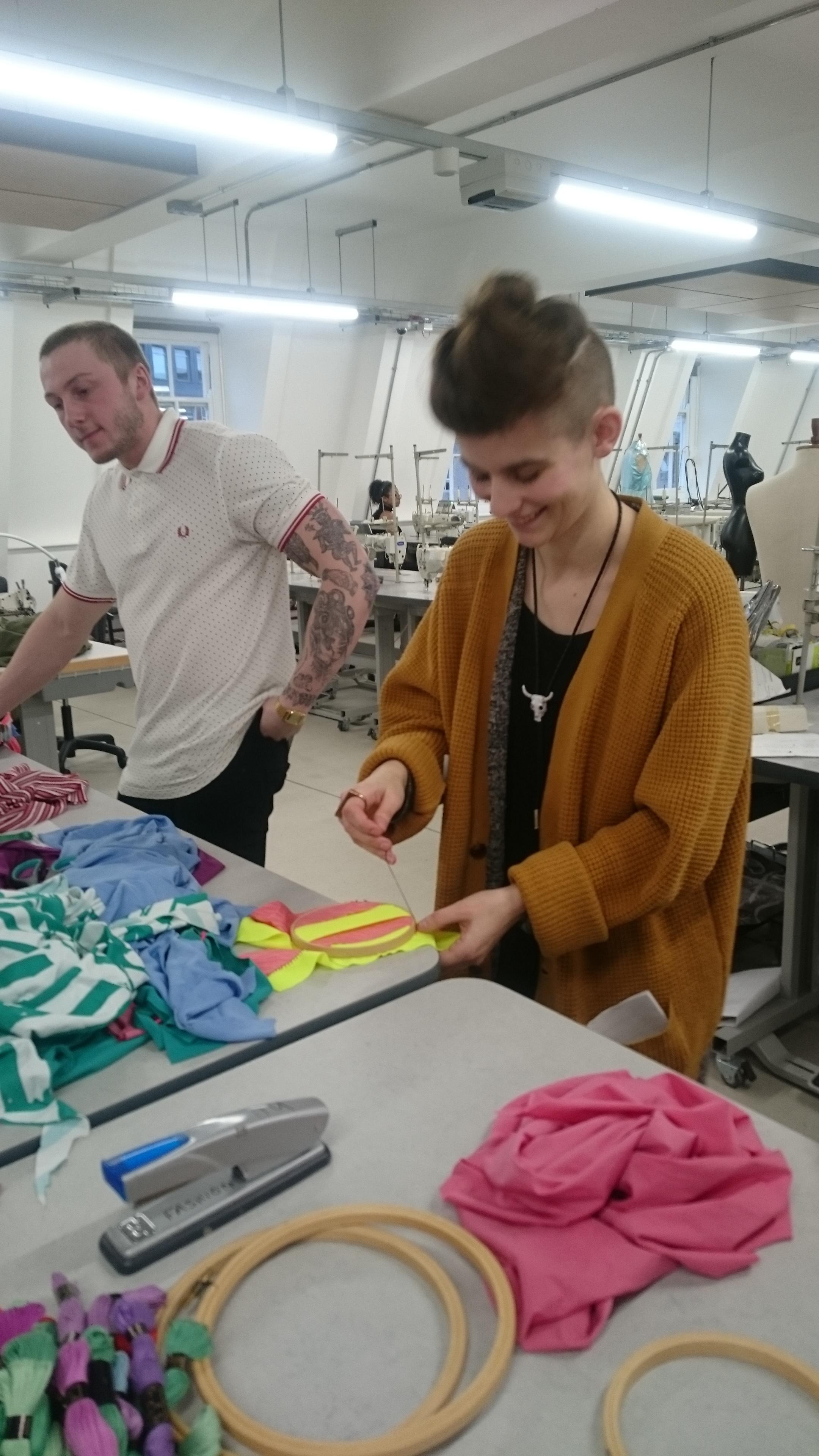 EcoChic Design Award Fashion Academy in Sheffield