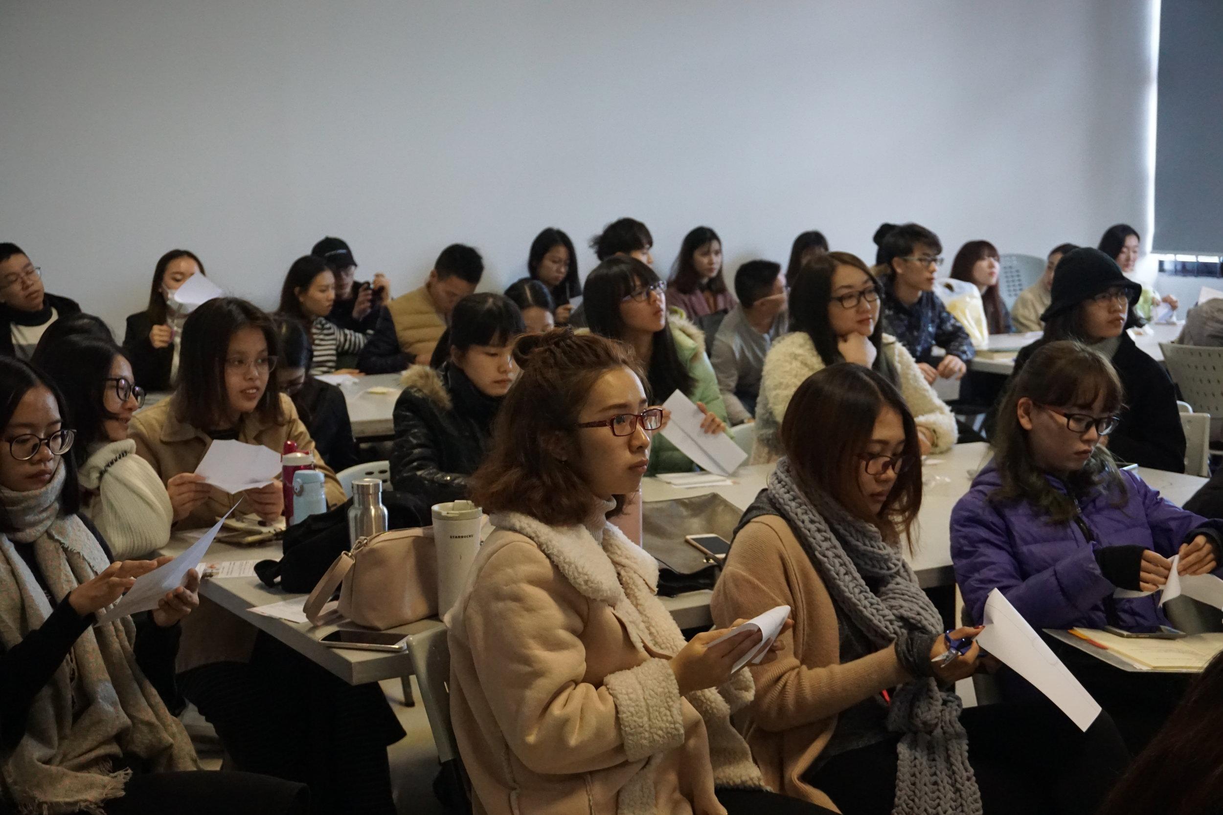 EcoChic Design Award Fashion Academy in Guangzhou