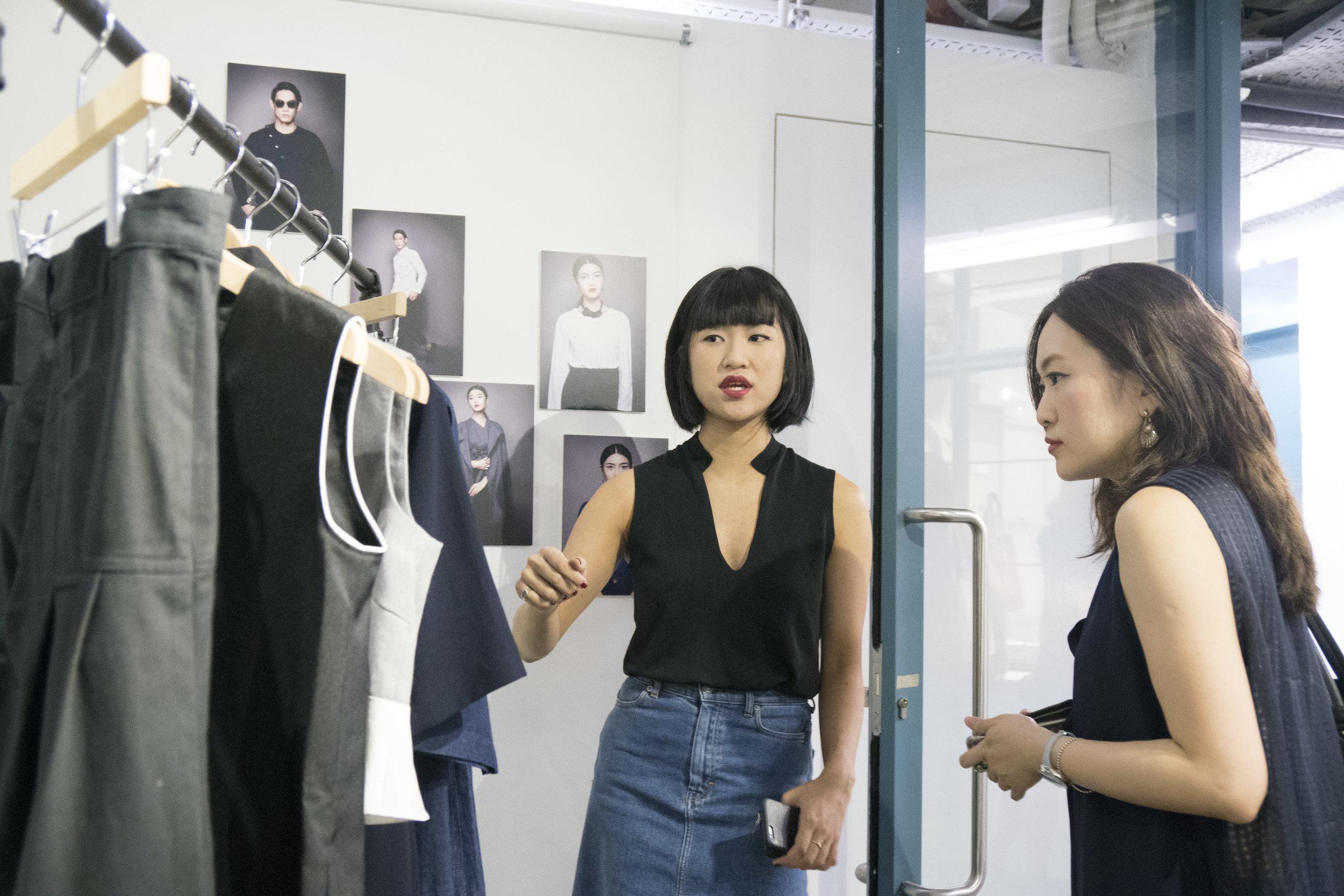 kapok x The EcoChic Design Award Alumni prize sustainable showcase launch event_Aug 11_Wan and Wong7.JPG