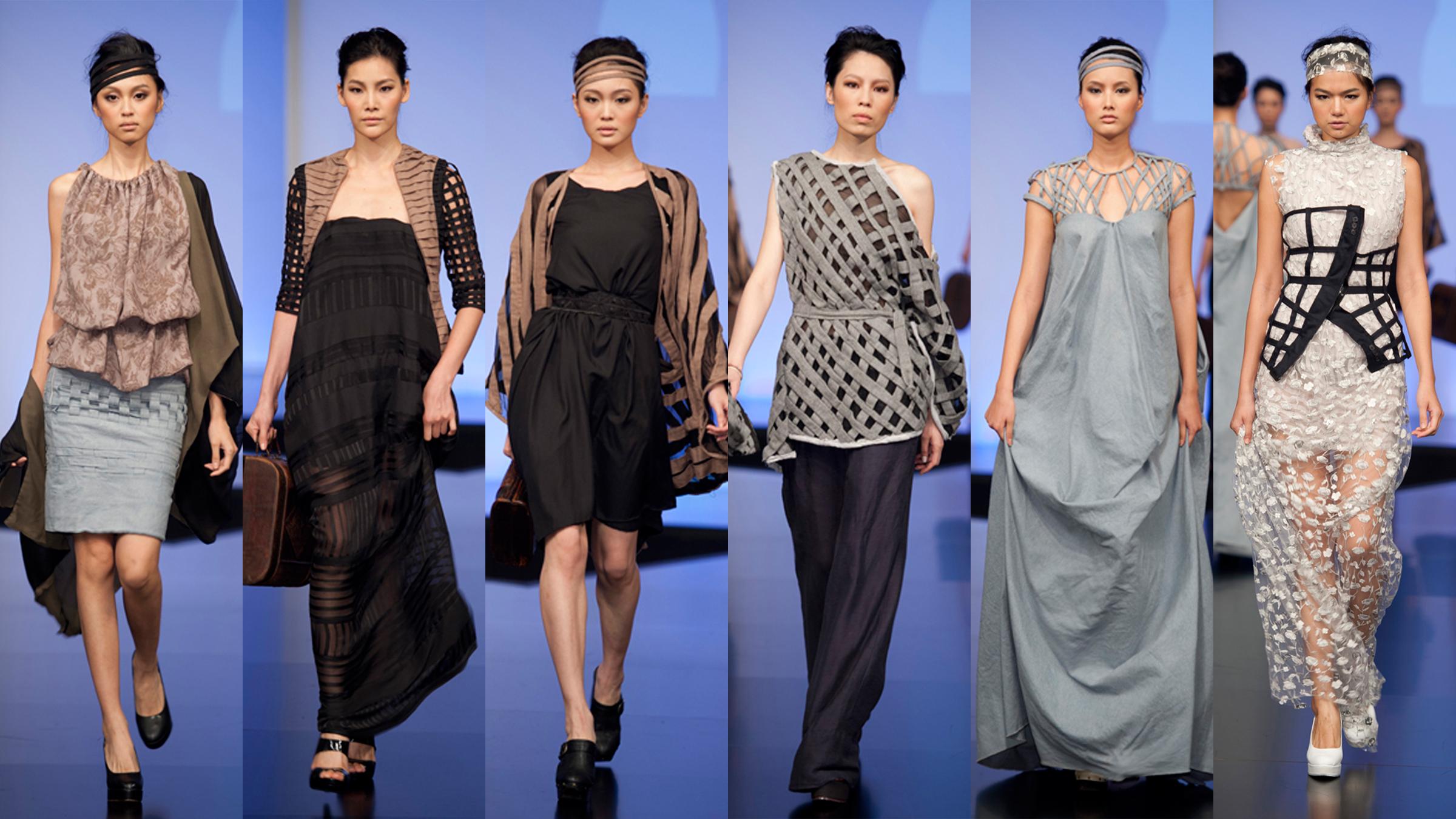 The EcoChic Design Award 2012 Hong Kong collection