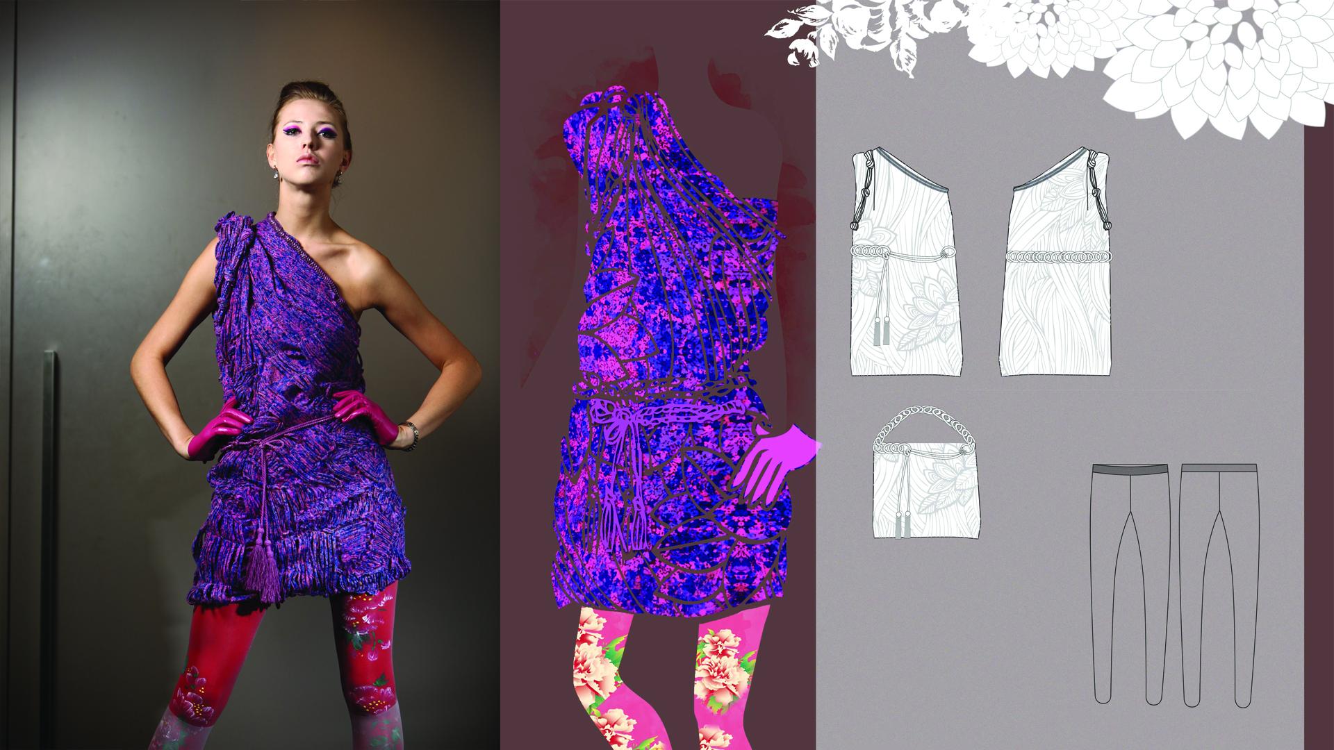The EcoChic Design Award 2011 collection