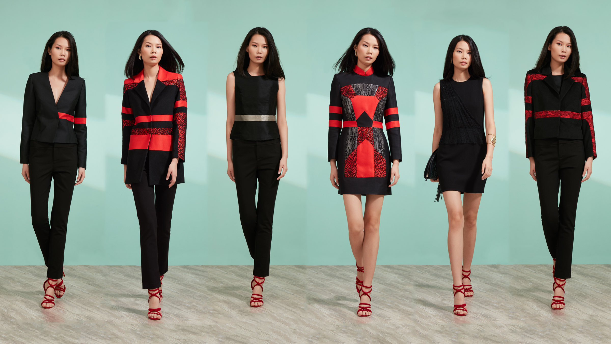 Shanghai Tang x EcoChic capsule collection