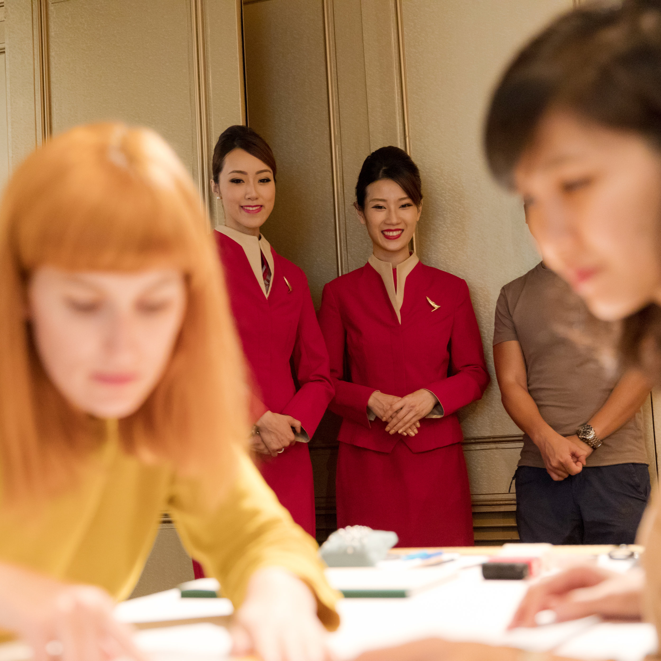 Redress x Cathay Pacific   The Uniform Reconstruction Challenge