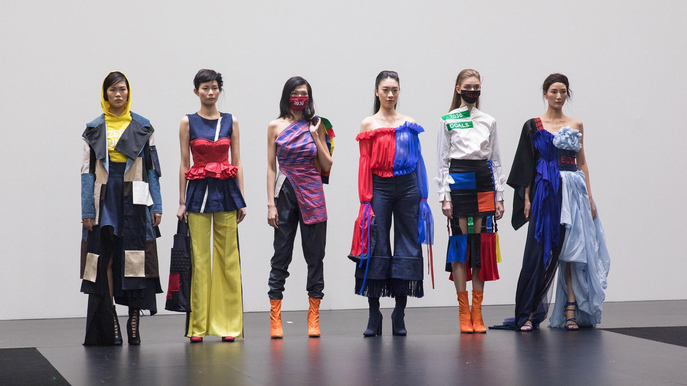 Redress Design Award 2017 collection