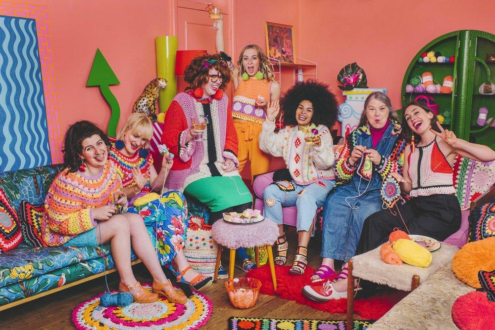 Katie Jones - 'Make it yourself 2018' collection Photo credit: Rachel Manns