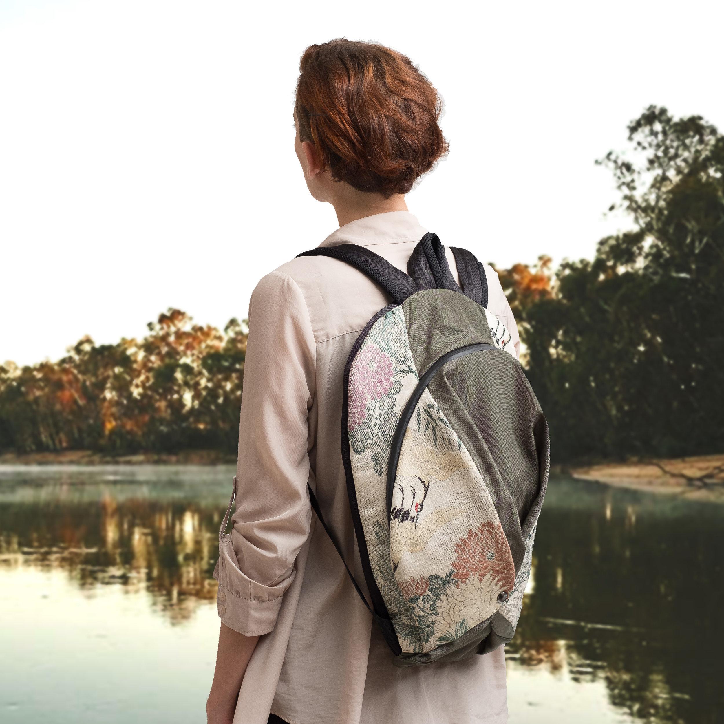 Mikan by Clementine Sandner - Beetle Backpacks