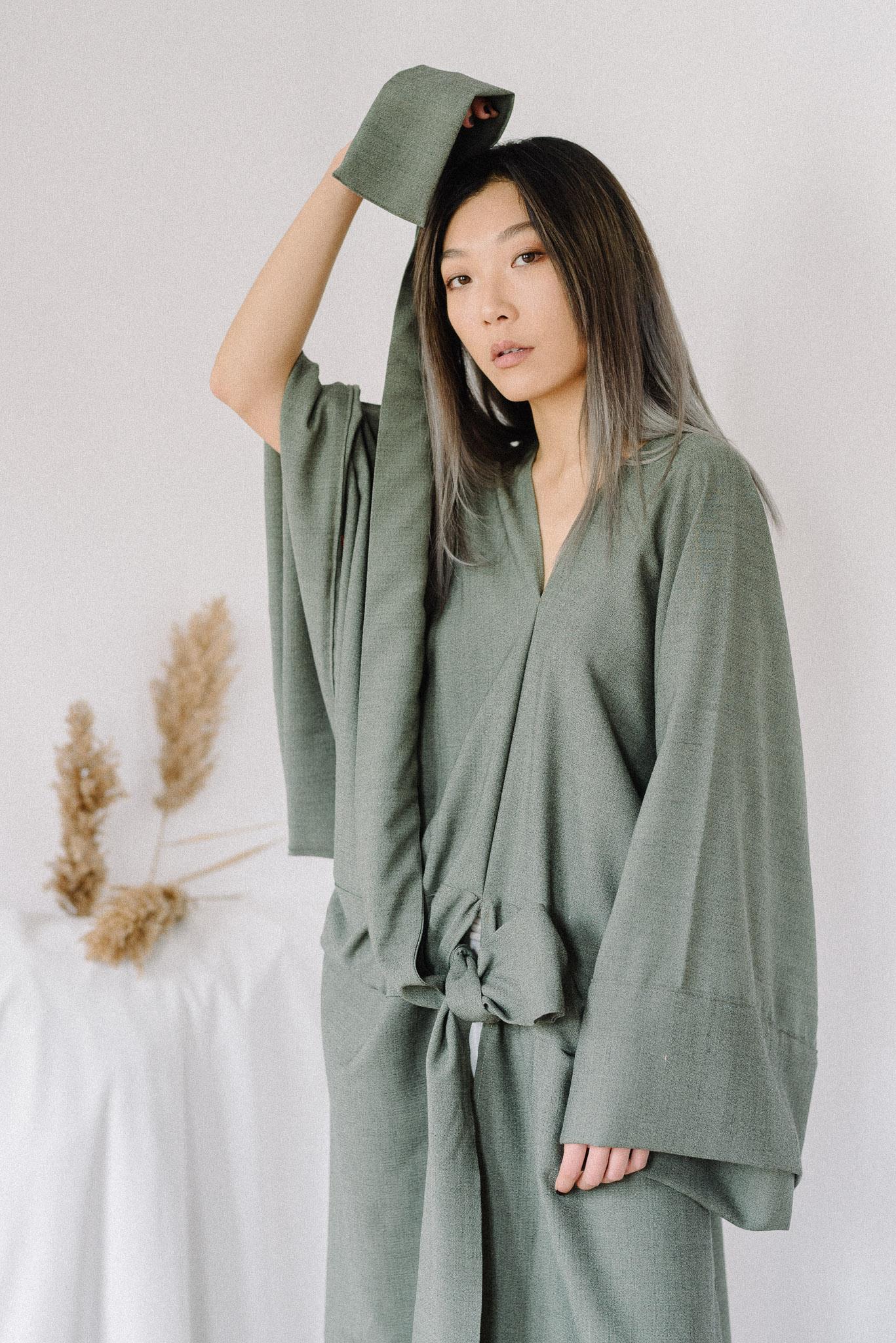 Threeones - 'Danchun' Dress